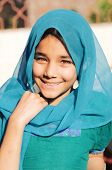 South Asian Muslim Girl