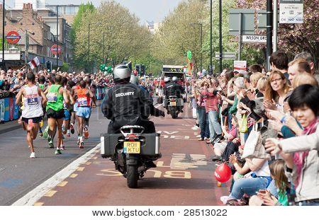 London Marathon 2011