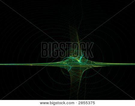 Fractal Hyperbola