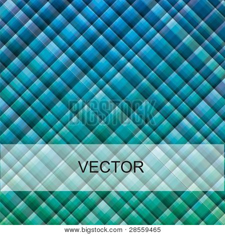 VECTOR - Blue Green Fabric Material Background - Attractive & Rich of This Two Colors - More than 1000 colors combination you can find in this material