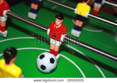 Foosball Player