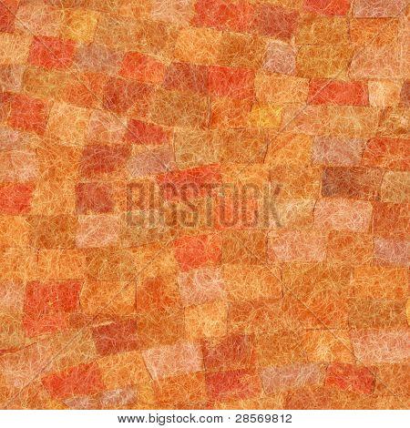 Mohair mosaic