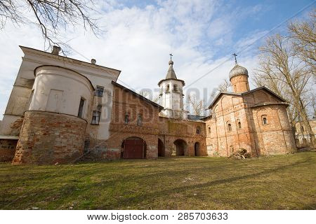 Old Double Church annunciation And