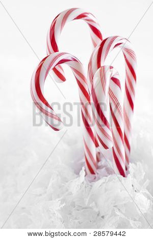Red And White Candy Canes