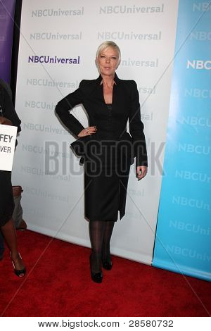 LOS ANGELES - JAN 6:  Tabatha Coffey arrives at the NBC Universal All-Star Winter TCA Party at The Athenauem on January 6, 2012 in Pasadena, CA