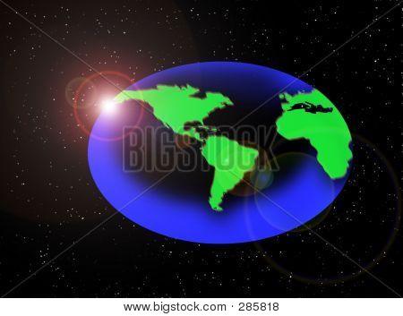 3d Digital World