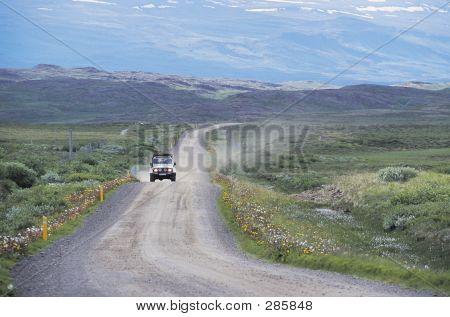 Driving Through Wilderness