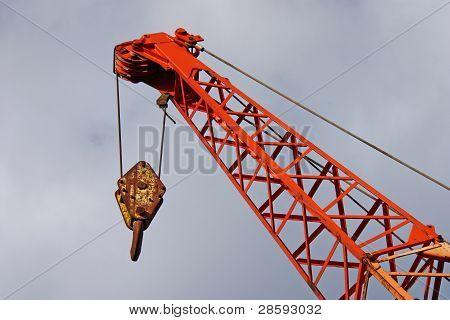 Mobile Crane.