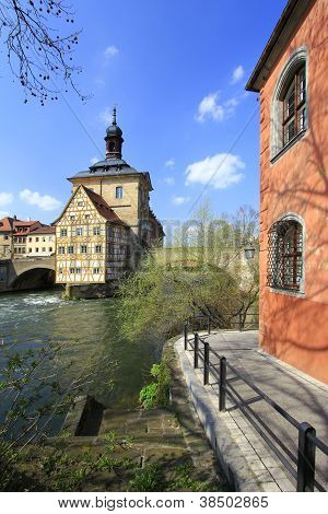 Old Town Hall Bamberg