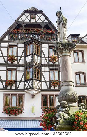 Obernai (alsace) - House