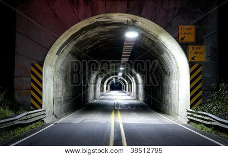 Highway Tunnell