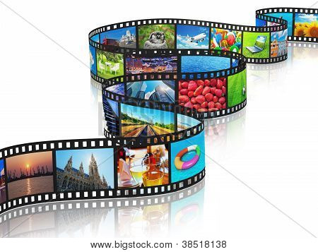 Concepto de streaming media