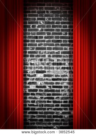 Brick Wall Stage