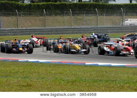 F2007 F1 Sepang Malaysia 2007