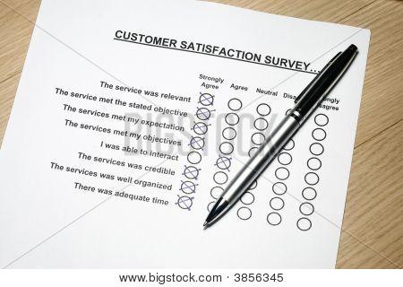 Customer Fedback Form