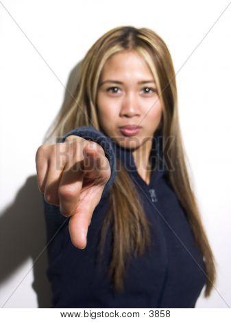 Rachelle Pointing