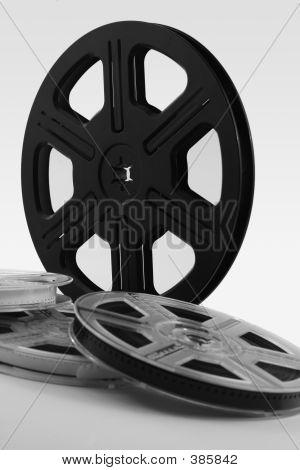 Film Rolls Backdrop