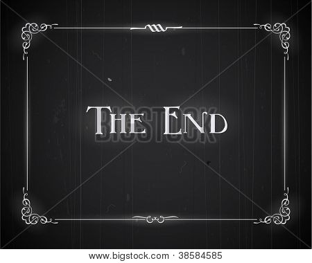 Movie ending screen - JPG Version