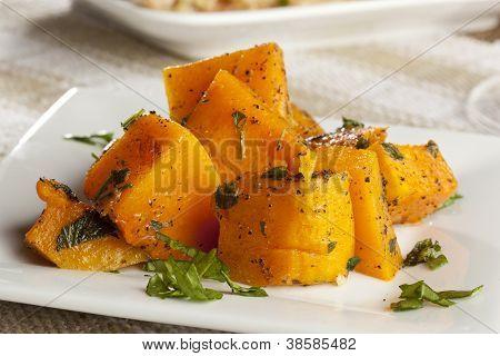 Homemade Baked Sweet Potato