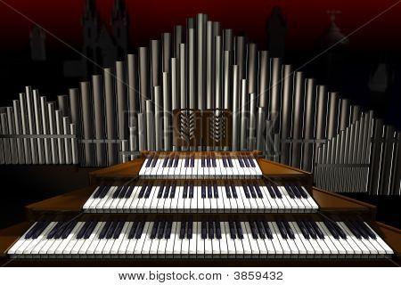 Big Organ.