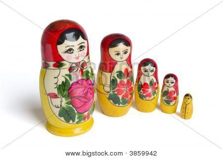 Russian Dolls -