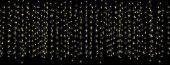 Fairy Light Curtain Long