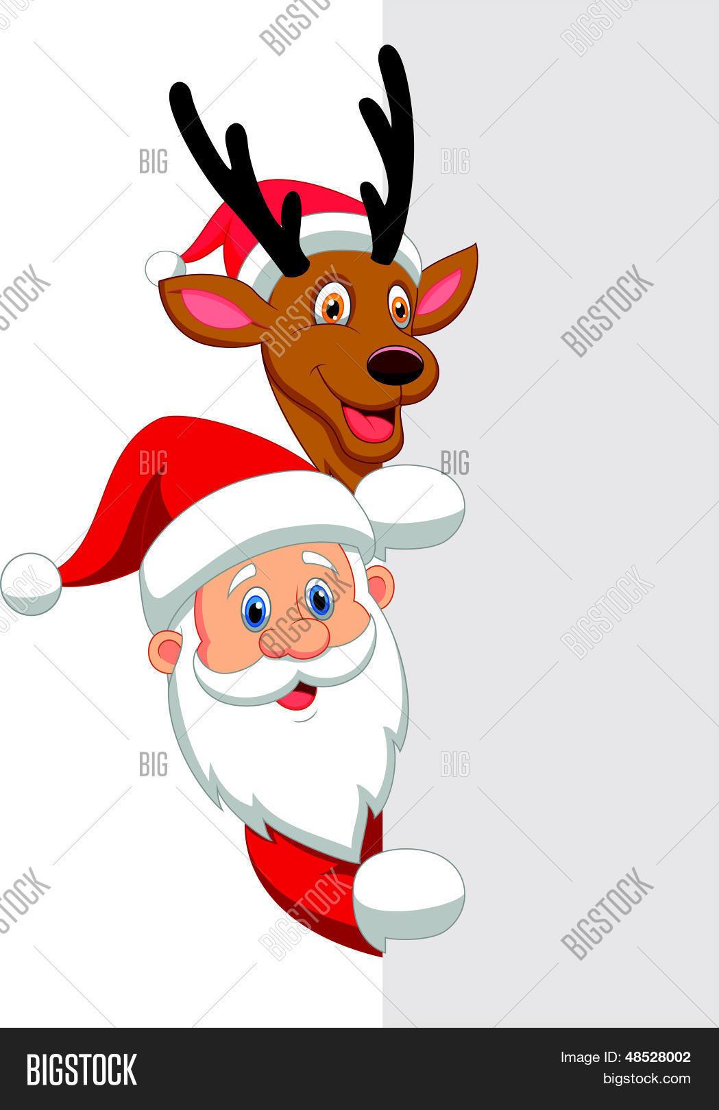 Worksheet. Vector y foto Dibujos Animados De Santa Claus Y  Bigstock