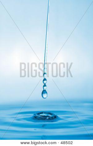 Long Water Drop