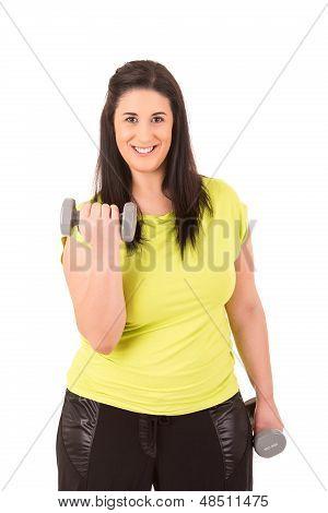Large Woman