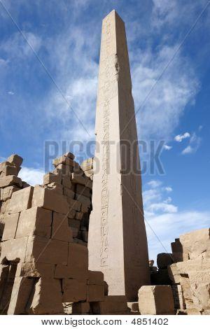 Obelisk Of  Karnak