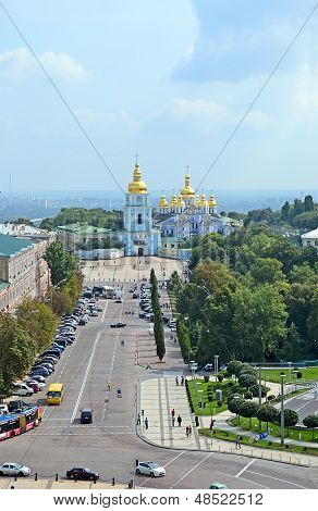 Cathedral of Michael, Kiev, Ukraine