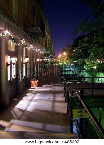 Savannah Sidewalk