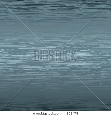 Blue Metal Surface Texture