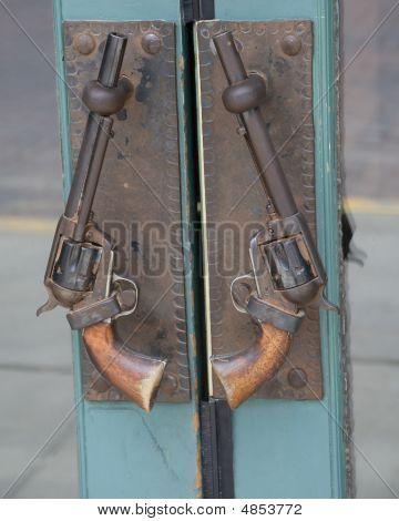 Gun Knobs