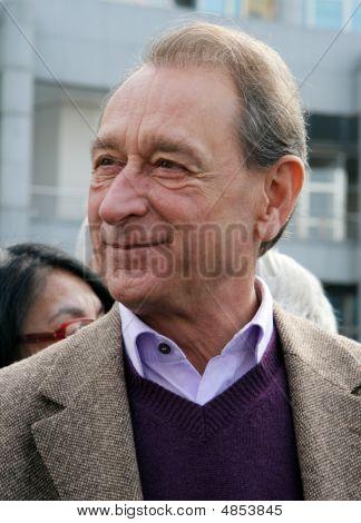 Bertrand Delanoe - Major Of Paris