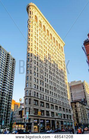 The Flatiron Building, New York City