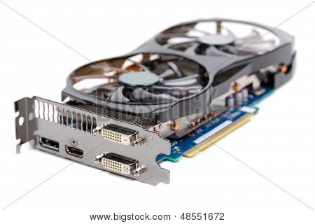 Graphics Card Pci-e 3.0