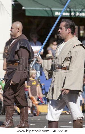 Doo Dah Parade Jedis