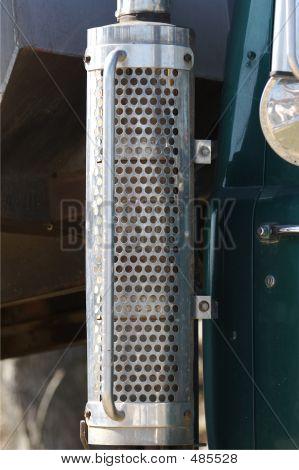 Truck Exaust