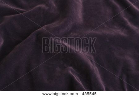 Violet Velvet Fabric