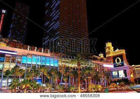 Cosmopolitan Las Vegas und Bellagio