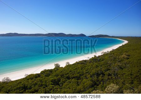 Whitsunday Island Landscape