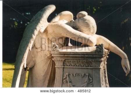 The Weeping Angel