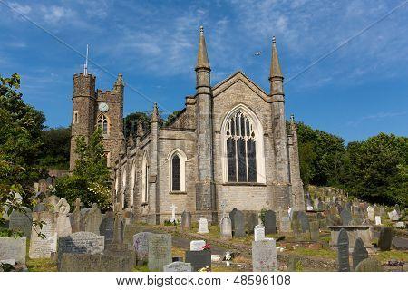 St Marys Church Appledore Devon
