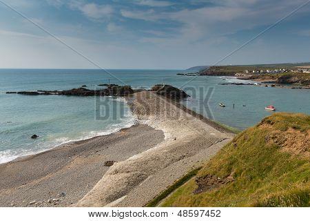Bude coast North Cornwall