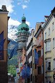Постер, плакат: Инсбрук Австрия