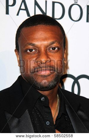 Chris Tucker at the Hollywood Reporter Celebration for the 85th Academy Awards Nominees, Spago, Beverly Hills, CA 02-04-13