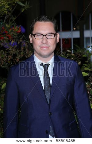 Bryan Singer at the