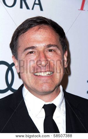 David O. Russell at the Hollywood Reporter Celebration for the 85th Academy Awards Nominees, Spago, Beverly Hills, CA 02-04-13