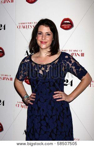 Melanie Lynskey at the Premiere Of